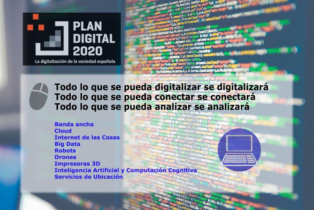 Plan Digital 2020