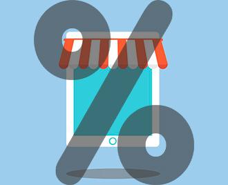 Rebajas e-commerce diseño web