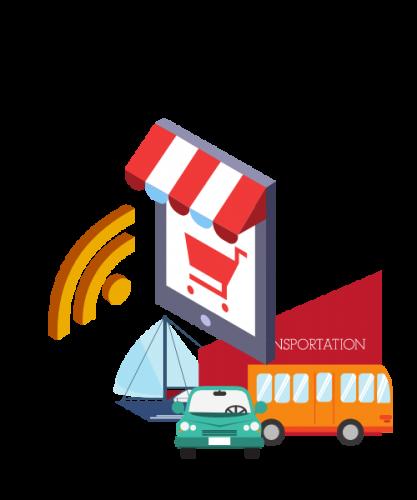 Empresa de transporte para ecommerce
