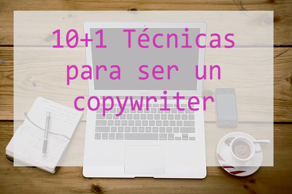 Copywriter web: cómo escribir