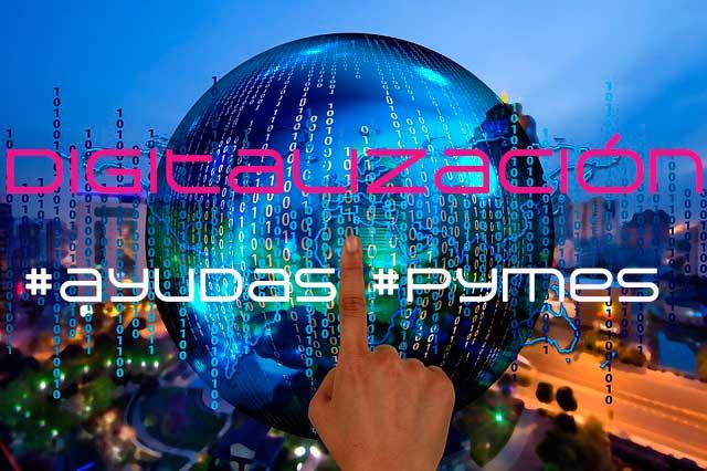 Ayudas para la digitalización de las pymes