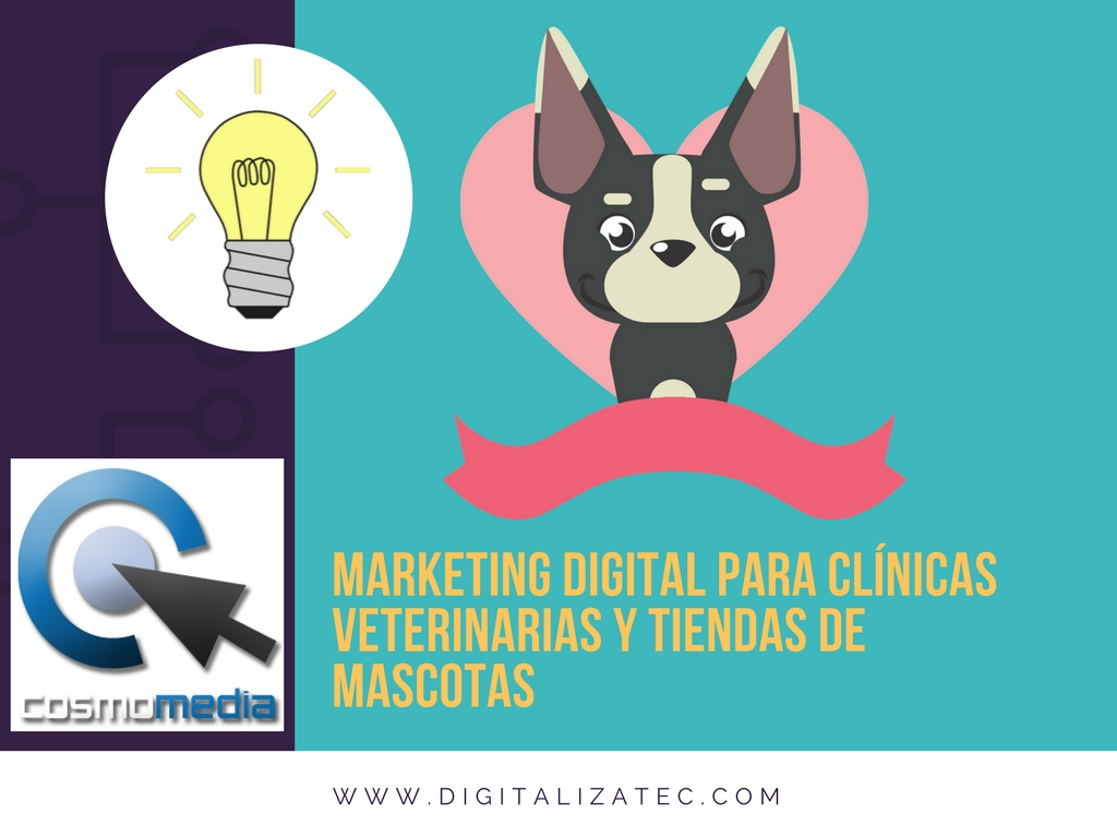 Marketing digital para clínicas veterinarias y tiendas para mascotas