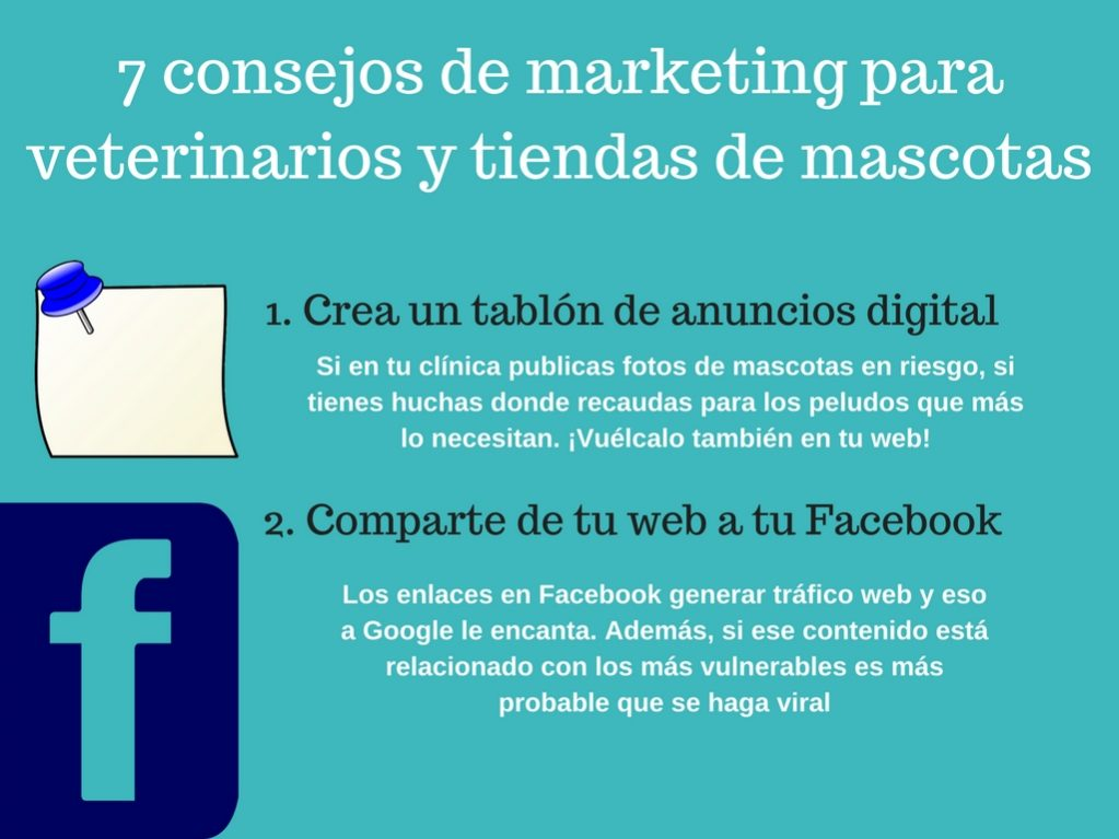 Marketing para veterinarios & mascotas