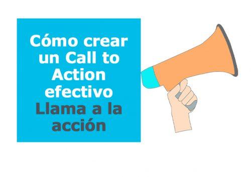 Cómo crear un buen Call to Action