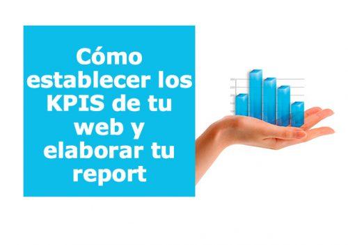 KPIS para web y report