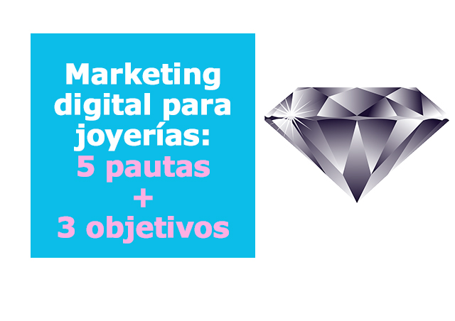 Marketing digital para joyerías