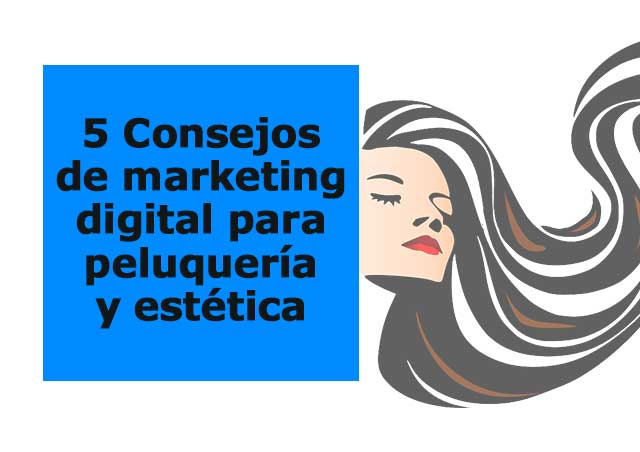 Marketing digital para peluquerías
