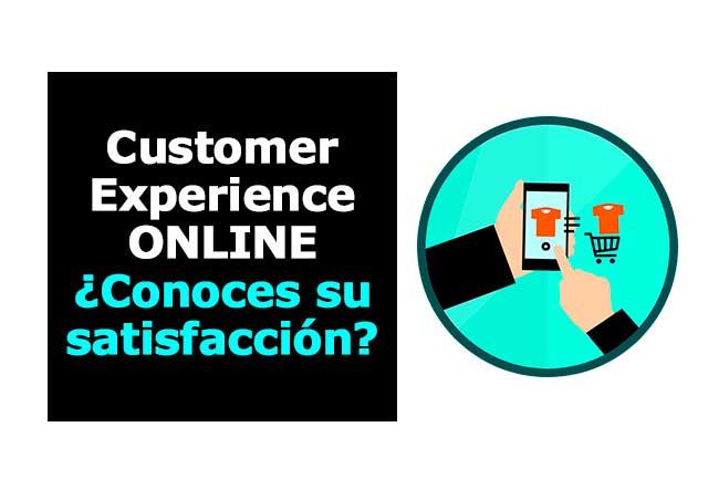 Customer Experience en una tienda online