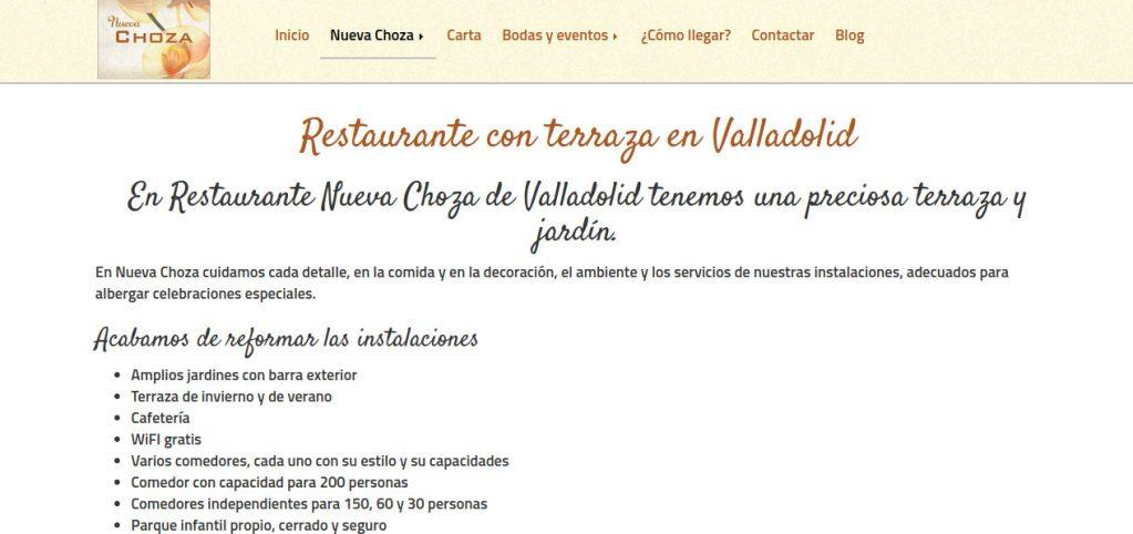 Diferenciación en marketing para restaurantes