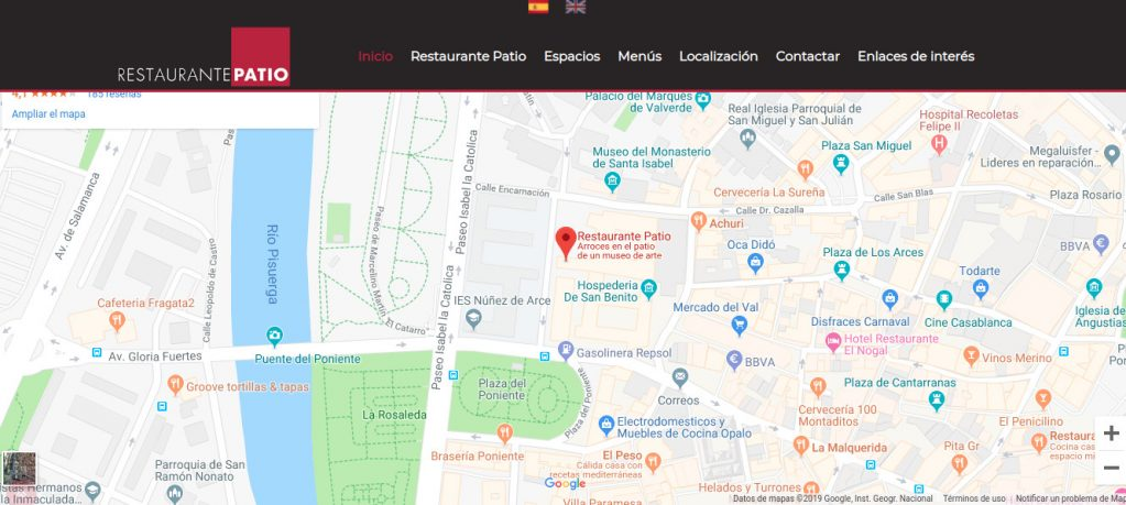 Importancia de la geolocalización en los restaurantes