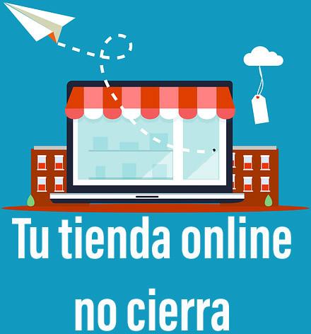 Tienda online en crisis Covid19