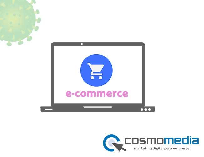 COVID-19 impulsa el E-commerce en España