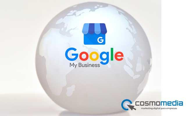 Aprende a usar Google My Business