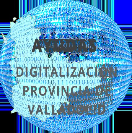 Ayudas Provincia Valladolid - Digitalización de empresas