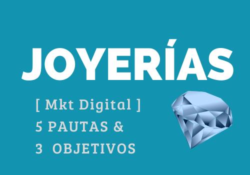 marketing digital para joyerías