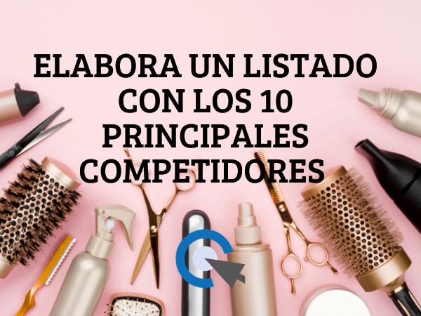 Analiza tu competencia - Marketing para peluquerías
